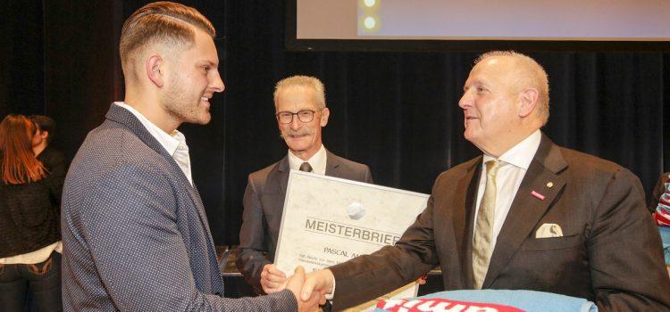 Meisterfeier 2016 der HWK Karlsruhe
