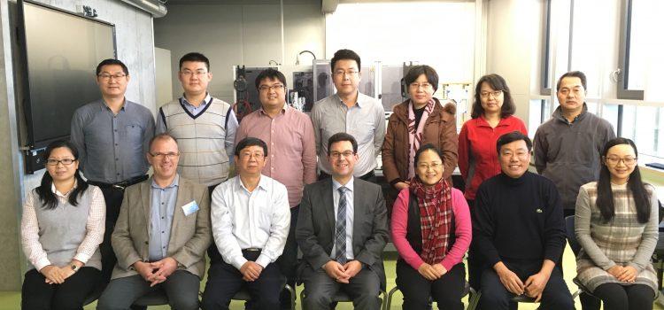 Ni Hao – 你好: Chinesische Lehrkräfte informieren sich über innovativen Unterricht