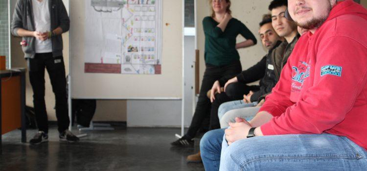 """DGB-Projekttag: """"Ein Grundkurs für Arbeitnehmer!"""""""