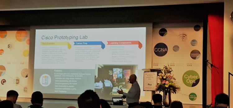 Cisco-Academy-Day 2018 in Fulda