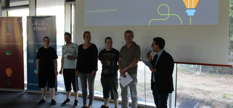 Hackathon Tag 3 – final presentation