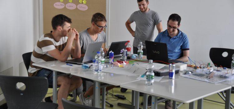 Hackathon Tag 2