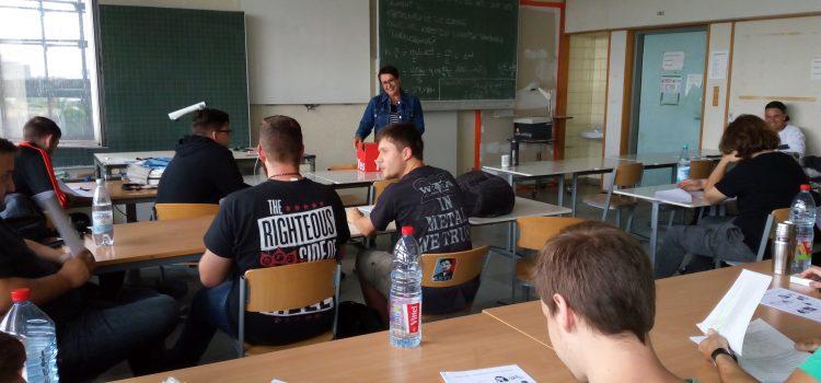 Seminar zur Schuldenprävention für Schüler