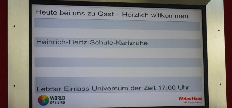 Lehrerfortbildung bei WeberHaus in Rheinau-Linx