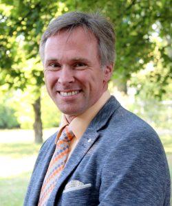 Kommissarischer stellvertretender Schulleiter -Dr. Jörg Seyfried