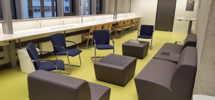 Freigabe der Schülerräume