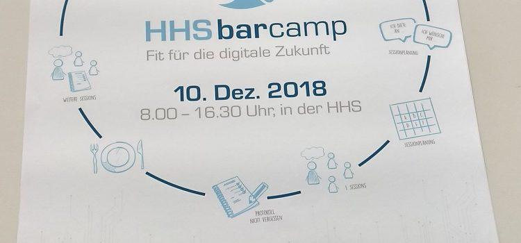 Neue Wege in der Bildung: Das erste HHS-Barcamp