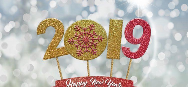 Alles Gute zum neuen Jahr!