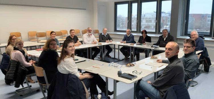 Runder Tisch – Flüchtlingserfahrungen
