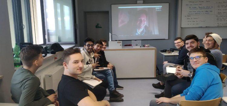 Die Welt im Klassenzimmer: Video-Interview mit dem Autor Thorsten Nesch