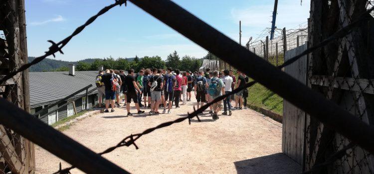 Geschichte vor Ort erleben – Exkursion zum KZ Natzweiler-Struthof