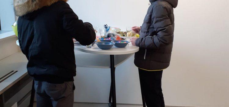 Finde dein Gleichgewicht! – Interaktives Kunstwerk zur Coronazeit