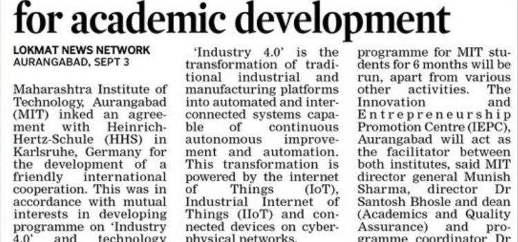 HHS kooperiert mit westindischem Institut für Technologie